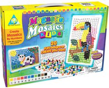 The Orb Factory Magnetic Mosaics Kids