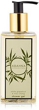 Abahna White Grapefruit & May Chang Shower Gel