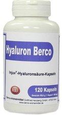 Berco Hyaluron Injuv Kapseln 120 Stück (PZN 6557666)