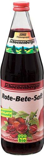 Schoenenberger Rote Bete Saft Bio (750 ml)