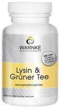Warnke Lysin & Grüner Tee Kapseln (PZN 4156377)