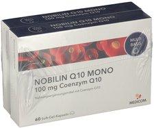 Medicom Nobilin Q 10 Mono 100 mg Kapseln (2 x 60 Stk.)