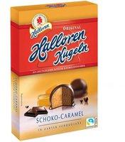 Halloren Schoko-Caramel Kugeln (125 g)