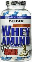 Weider Whey Amino Caps