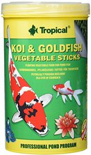 Tropical Koi & Goldfish Vegetable Sticks (1 l)