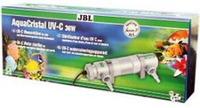 JBL Tierbedarf AquaCristal UV-C Series II (5 W)