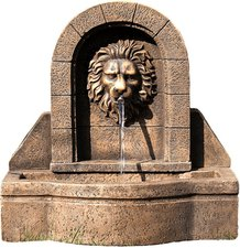 stilista Springbrunnen Löwenkopf