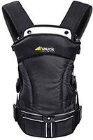 Hauck Babytrage 3-Way Carrier Black