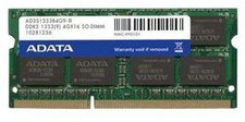 A-Data Premier 2GB SO-DIMM DDR3 PC3-10600 (AD3S1333C2G9-S)