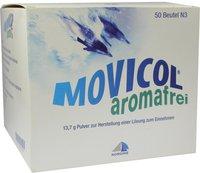Norgine Movicol aromafrei Pulver (50 Stk.) (PZN: 05371273)