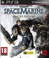 Warhammer 40000: Space Marine - First Edition PS3