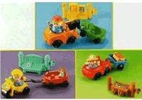Fisher Price Little People - Fahrzeuge sortiert
