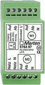 Merten Rollladen-Mehrfachsteuerrelais REG (576397)