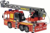 Dickie Fire Hero Feuerwehr mit Leiter und Funktionen (3443992)