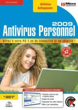 Micro Application Antivirus Personnel 2009 (Win) (FR)
