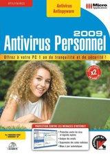Micro Application Antivirus Personnel 2009 (Win) (FR)