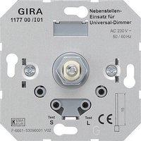 Gira Nebenstellen-Einsatz für Universal-Dimm-Einsatz 2 (117700)