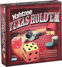 Parker Spiele Yahtzee Texas Hold'Em