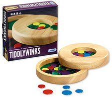 Gibsons Tiddlywinks - Mini Eclipse Game (englisch)