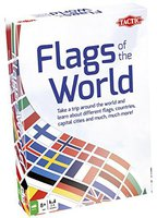 Tactic Games Flags Of The World (englisch)