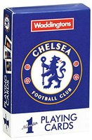 Winning Moves Chelsea F.C Playing Cards