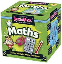 Green Board Games BrainBox Maths (englisch)