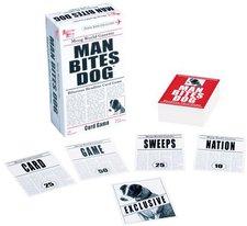 University Games Man Bites Dog Card Game (englisch)