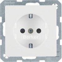 Berker SCHUKO-Steckdose 50 x 50 mm (41236089)