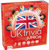 Tactic Games UK Trivia Junior (englisch)