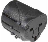 Skross SWA001 World Travel Adapter schwarz