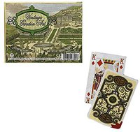 Piatnik Vintage Garden Art Spielkarten