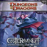 Wizards Dungeons & Dragons Castle Ravenloft