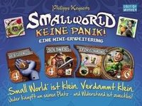 Days of Wonder Small World - Keine Panik