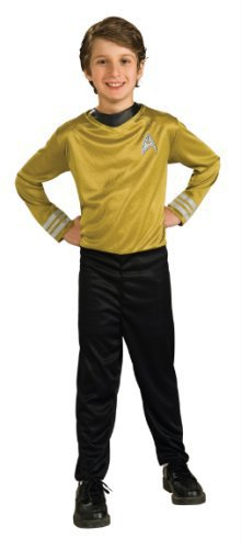 Rubies Kinderkostüm Captain Kirk
