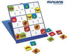Miniland Sudoku Früchte