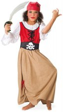 Gurimo-Tex Kinderkostüm Piratenbraut