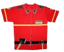 BestSaller Feuerwehr T-Shirt