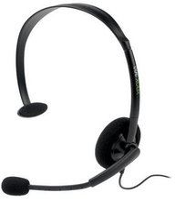 Microsoft Xbox 360 Headset