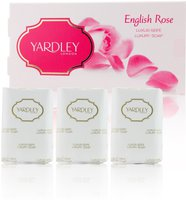 Yardley English Rose Seife (3 x 100 g)