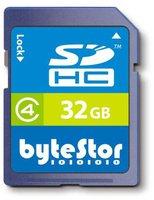 ByteStor SDHC Card 32 GB Class 4