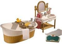 Sylvanian Families Kleines Badezimmer - Set