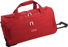 Eurotravel Reisetasche mit Rollen 76 cm
