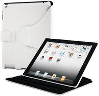 Muvit Snow Clip für iPad 2