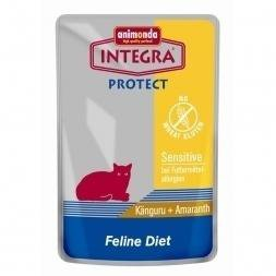 Animonda Petfood Integra Sensitive Känguru und Amaranth (85 g)