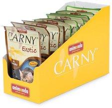 Animonda Petfood Carny Exotic Multipack (24 x 85 g)