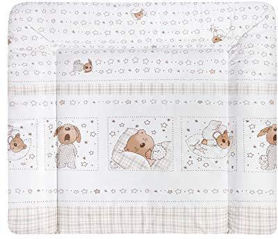 Zöllner Wickelauflage Softy Sweet Dreams 75 x 85