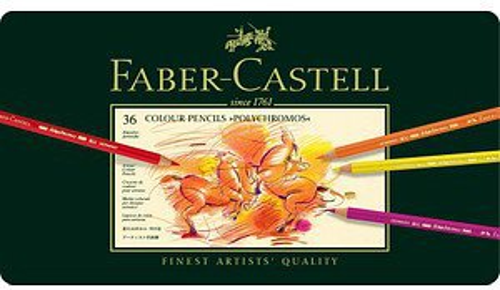 Faber-Castell Polychromos Farbstifte 36 Stück