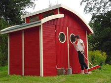 Jorkisch Nautic Gartenhaus 300 x 200 cm