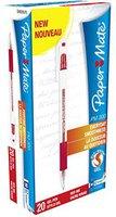 Paper Mate 2020 Stick Kugelschreiber rot