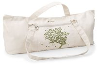 Gaiam Tree of Life Yoga Tote Tasche